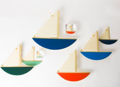 Decorative objects - Boat Xxlarge - Decoration - BORD DE L'EAU