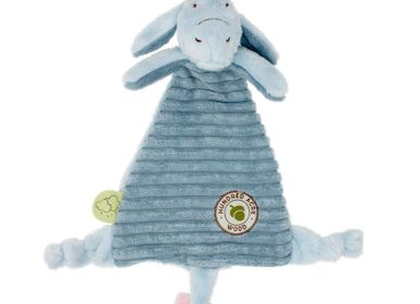Gifts - Doudou flat Eeyore and his friends The Forest of Blue Dreams - PETIT POUCE FACTORY