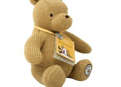 Cadeaux - Peluche crochet Winnie Classique - PETIT POUCE FACTORY