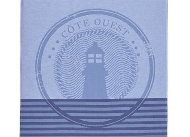 Tea towel - Côté Ouest / Tea towel - COUCKE