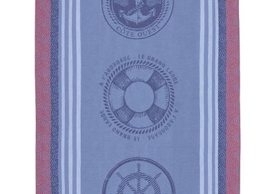 Tea towel - Nautique / Tea towel - COUCKE