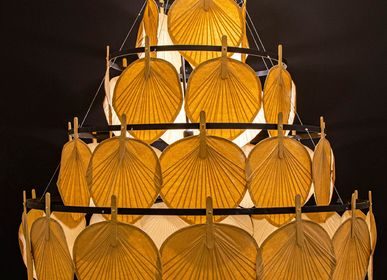 Hanging lights - Paipai - Ocean Coral Spring Jamaica - OMIO ATELIER ET DESIGN