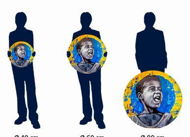 Photos d'art - Tirages d'art ronds sur support rigide  - PIXOPOLITAN