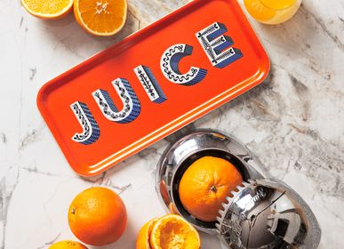 Trays - Juice - Word collection - Trays - Coaster - JAMIDA OF SWEDEN