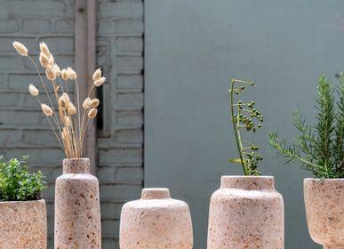 Vases - Wood pulp vases, hanging planters and flowerpots - KINTA