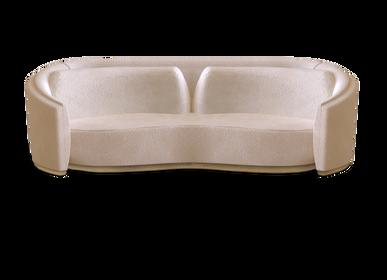 Canapés - Crème Sofa - COVET HOUSE