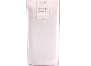 Beauty products - Tonic Luxe Linen Eye Pillow - TONIC AUSTRALIA