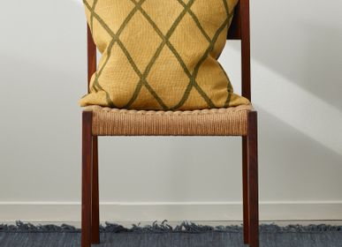 Fabric cushions - Linen Cushions - Ikat Orissa - CHHATWAL & JONSSON