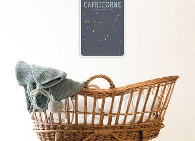 Children's decorative items - Zodiac Signs Cards - MILESTONE TM