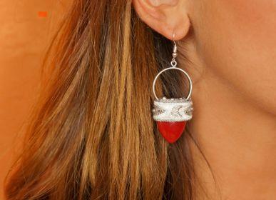 Bijoux - Boucles d'oreilles KALO - NAHUA
