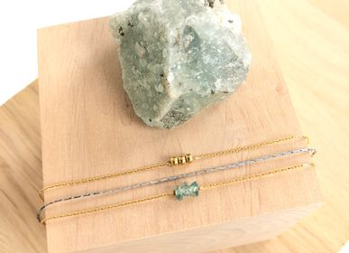 Jewelry - Tourmaline Triple Bracelet - LITCHI