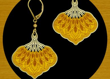 "Jewelry - ""Digitale"": necklaces and earrings - AMELIE BLAISE"
