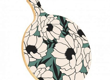 Decorative objects - Cutting boards oiseaux muses - ATOMIC SODA