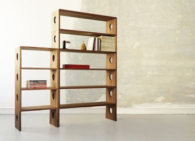 Bookshelves - New York - TONUCCI MANIFESTO DESIGN