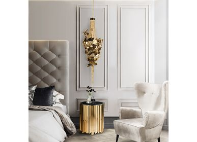 Coffee tables - Empire Small Side Table  - COVET HOUSE