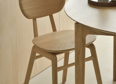 Chaises - Oak Pebble dining chair - ETHNICRAFT