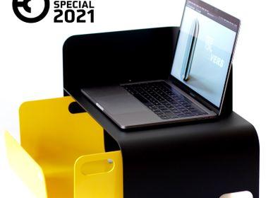 Objets design - UNIUNIT (S) Organisateur de bureau | petite étagère - TEBTON®