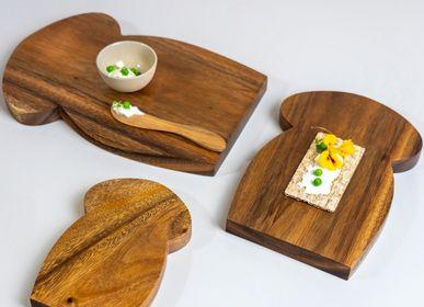 Bowls - Kinta's mushroom cuttingboards, bowls & candleholders  - KINTA