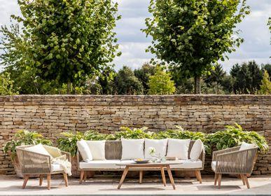 Lawn sofas   - Colwell Sofa Set - GARDEN TRADING