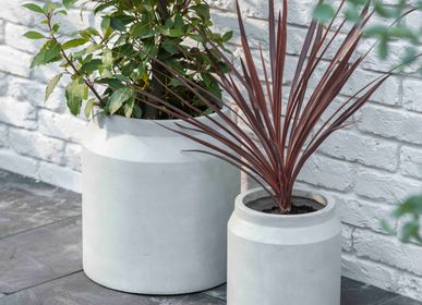 Flower pots - Set of 2 Draycott Planters - GARDEN TRADING