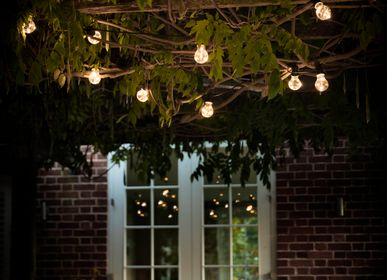 Outdoor hanging lights - Festoon Classic Lights - GARDEN TRADING