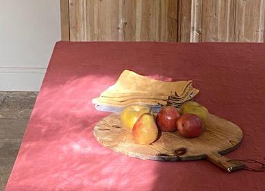Bed linens - Linge de maison en chanvre - COULEUR CHANVRE
