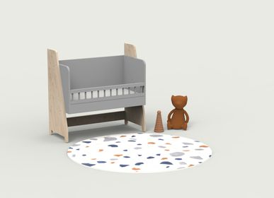 Beds - ASYMETRY CO-SLEEPING CRADLE - MATHY BY BOLS
