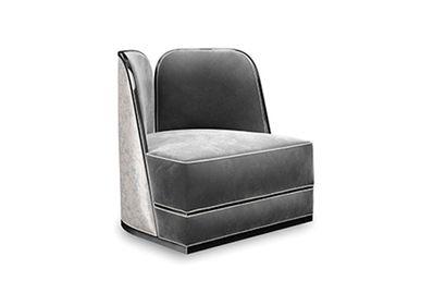 Armchairs - COLETTE Armchair  - MEMOIR ESSENCE INTERIORS