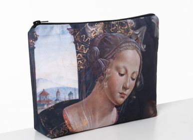 Other bath linens - Zoom on Faces - Toiletry Bag - PA DESIGN
