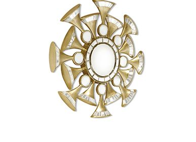 Other wall decoration - RADIANCE Mirror  - MEMOIR ESSENCE