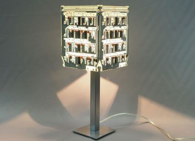 Table lamps - Argentus II Lamp - AVLUMEN
