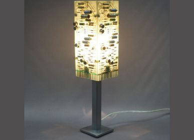 Table lamps - Lamp Large Microluz Bis - AVLUMEN