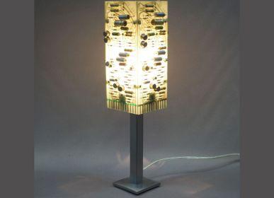 Lampes à poser - Lampe Grande Microluz Bis - AVLUMEN