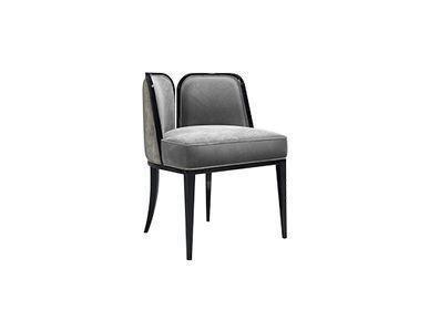Chaises - Chaise de salle à manger COLETTE - MEMOIR ESSENCE