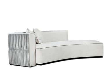 Sofas - BELONG Curve Sofa  - MEMOIR ESSENCE
