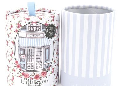 Coffee and tea - Black tea La Pt'ite Bergamot - Earl Grey - LE JARDIN DE MADEMOISELLE