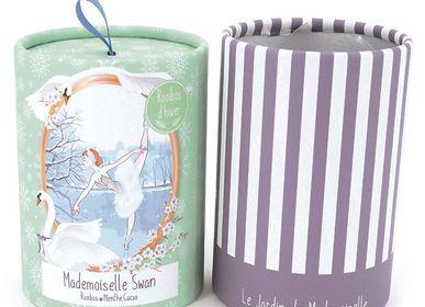 Coffee and tea - Rooïbos Mademoiselle Swan - Mint, cocoa - LE JARDIN DE MADEMOISELLE