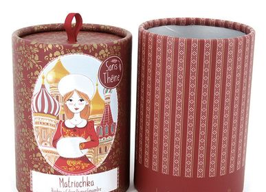 Coffee and tea - Rooibos Matryoshka - Lemon, Orange, Ginger - LE JARDIN DE MADEMOISELLE