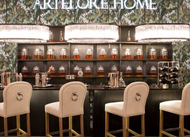 Stools for hospitalities & contracts - ALEXA BAR STOOL - ARTELORE HOME