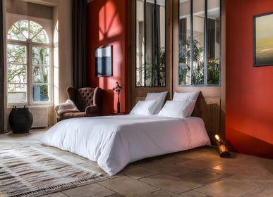 Bed linens - Bed linen Bwindi - AIGREDOUX