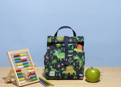 Cadeaux - Dinos avec bracelet bleu  The Original Lunchbag - THE LUNCHBAGS