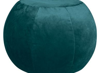 Footrests - Veluto Plump - pouf - footstool - footrest - bean bag - MAGMA HEIMTEX