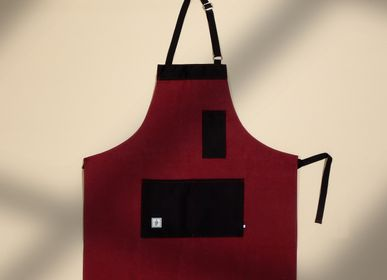 Aprons - Cabernet Apron - THE LUNCHBAGS