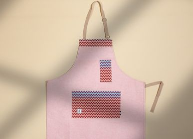 Tabliers de cuisine - Rose Apron - THE LUNCHBAGS
