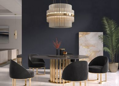 Chambres d'hôtels - Halma Suspension - CASTRO LIGHTING