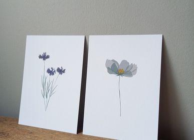 Card shop - Postcard - POUSSIÈRE DES RUES