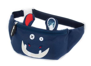 Bags and backpacks - Hippipos the Hippo Waist Bag - LES DEGLINGOS