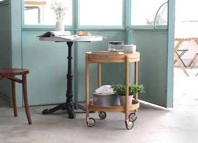Trolleys - ROCA Bath / Bar cart - GUDEE