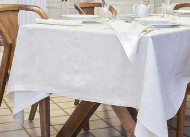 Table linen - Magnus tablecloth linen - BASSOLS