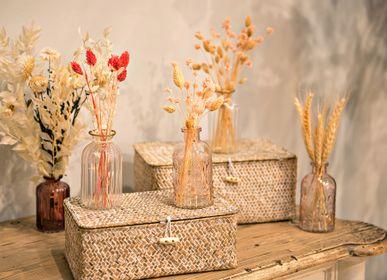 Décorations florales - Soliflores Anouk en verre - AMADEUS